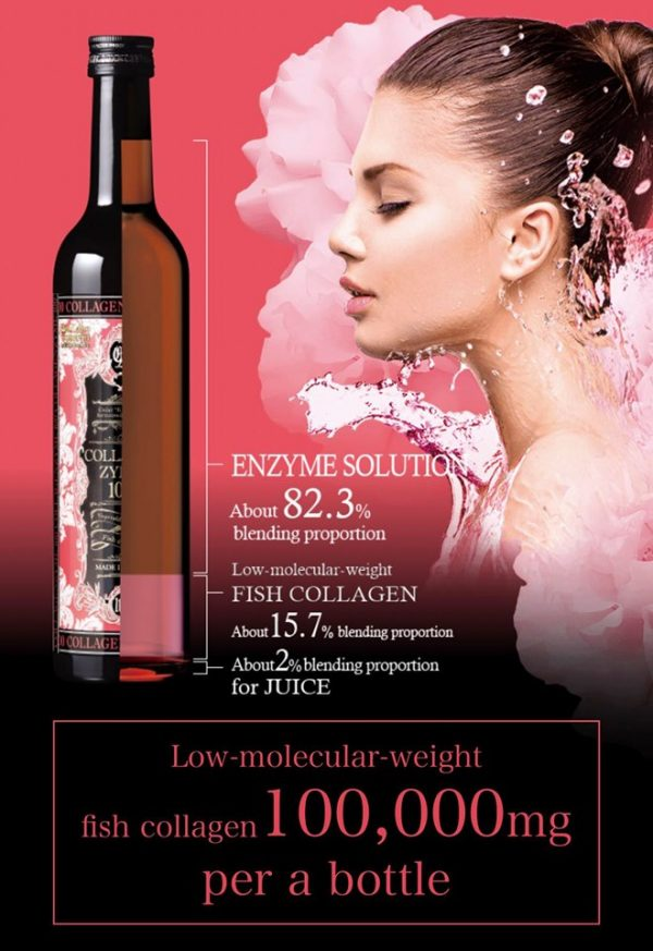 collagen zyme 100000mg